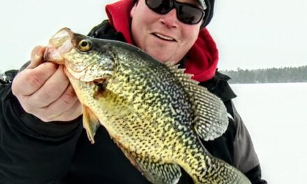 Big Baits for Ice Crappies