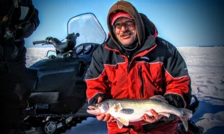 Locating Walleyes Across Expansive Basins