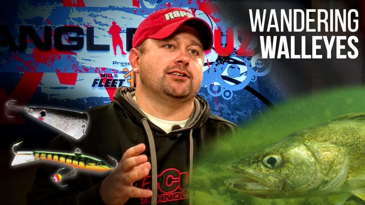 TIPS FOR FINDING AND CATCHING WANDERING BASIN WALLEYES