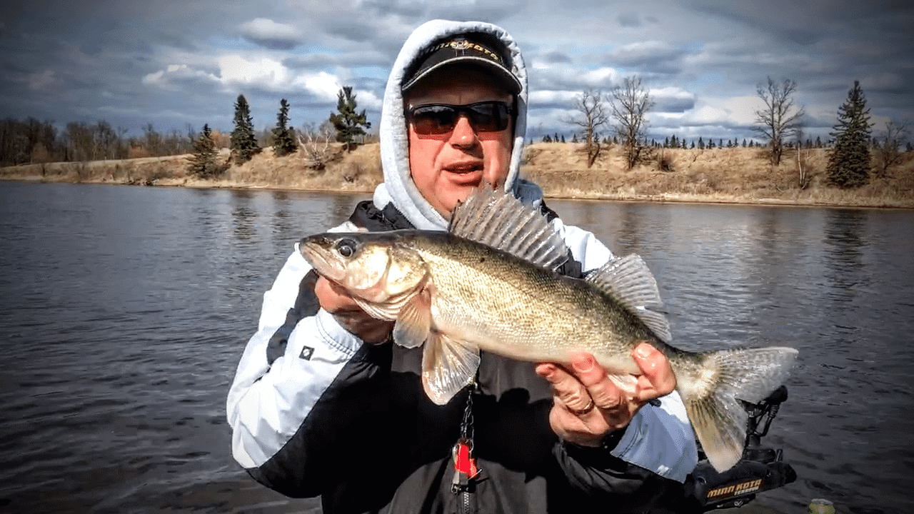 Rainy River (MN) Fishing Report – Troy Smutka