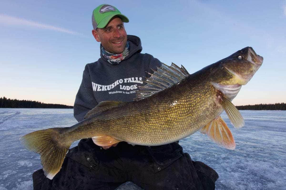Northern Manitoba Fishing Report – Bryan Bogdan