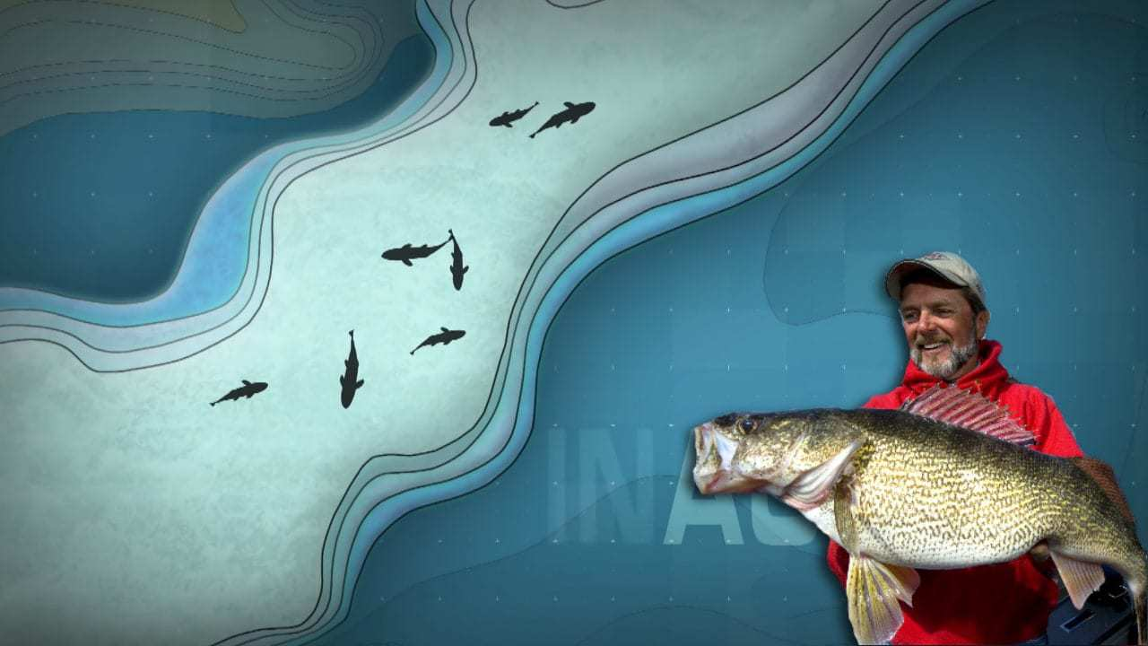 Spring Walleyes: Key Locations and Strategies for Success