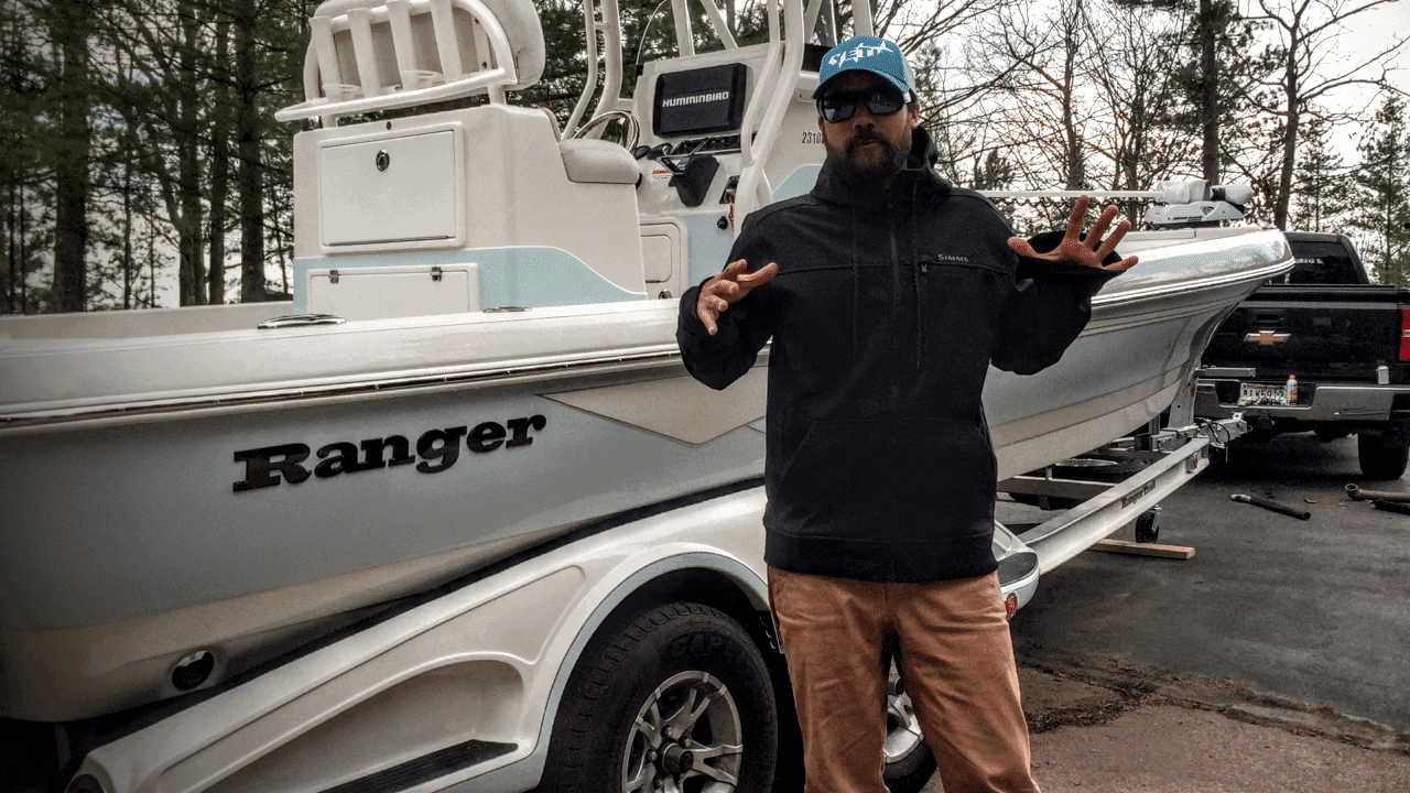 Lake Superior (WI) Fishing Report – Luke Kavajecz