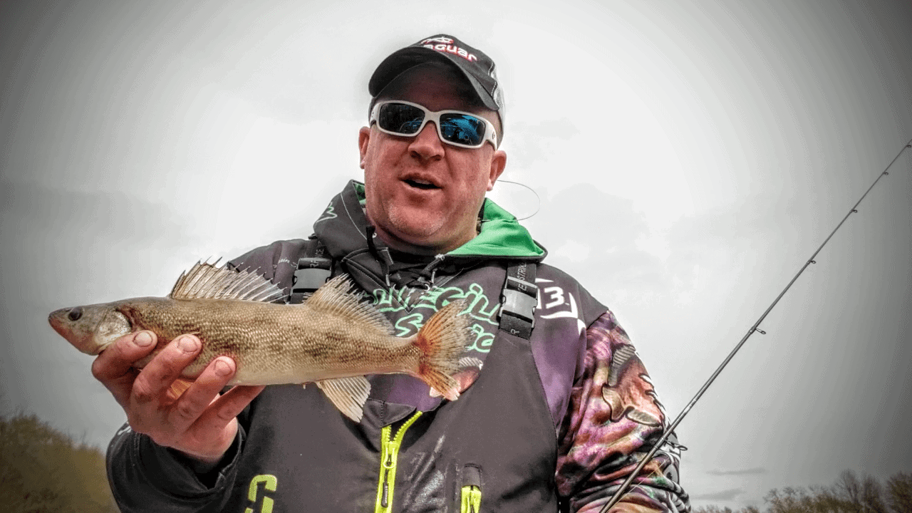 Wolf River (WI) Fishing Report – Troy Peterson