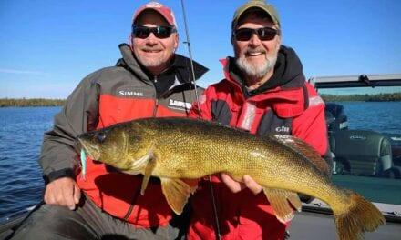 Trophy Walleye Lakes