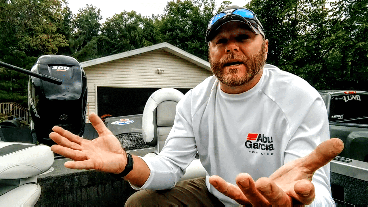 Leech Lake (MN) Fishing Report – Chuck Hasse