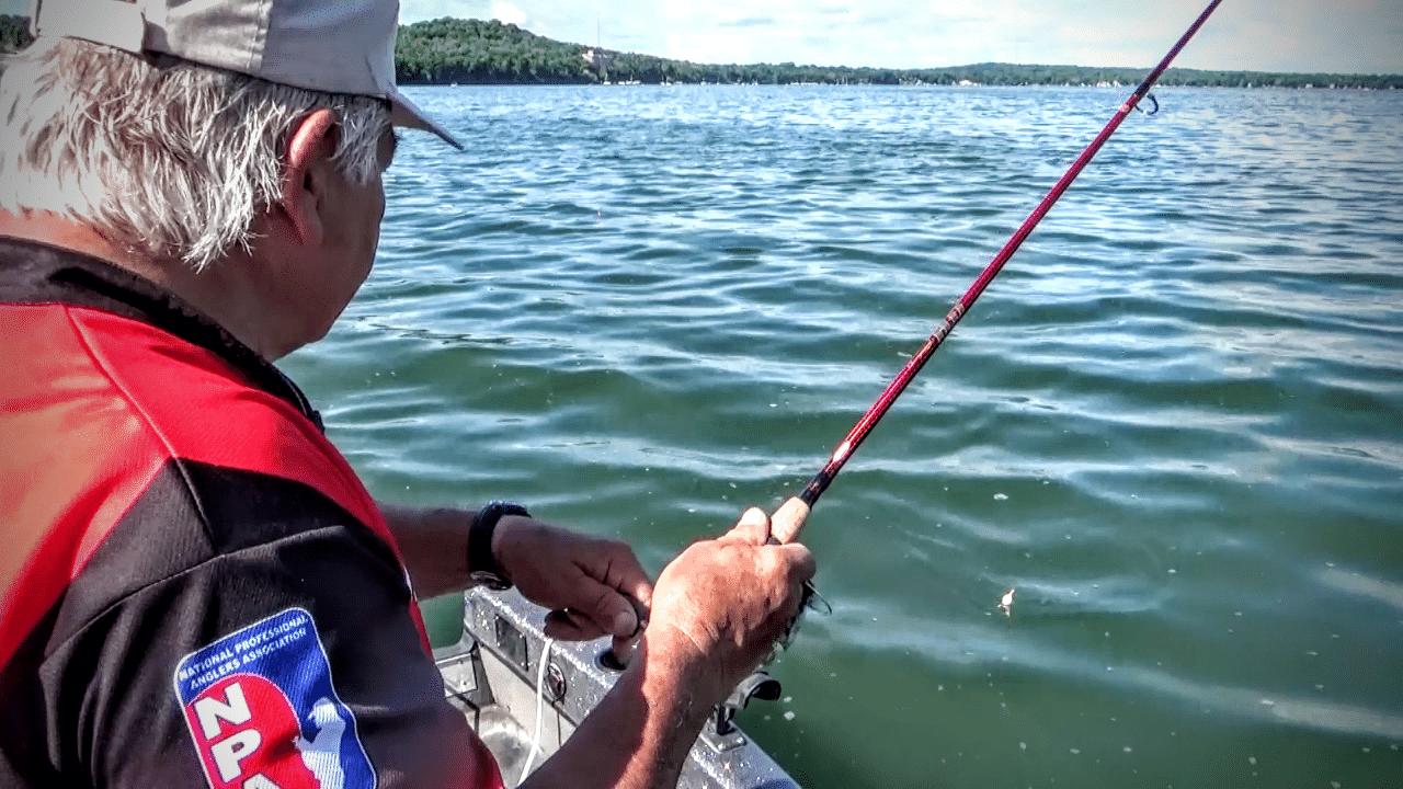 Lake Mendota (WI) Fishing Report – Gary Engberg
