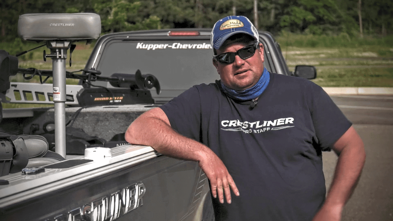 Lake Sakakawea (ND) Fishing Report – Jason Mitchell