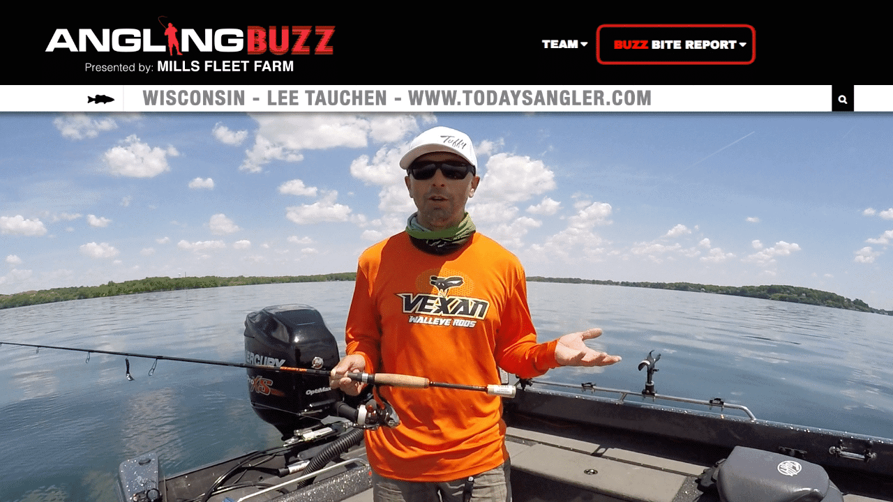 Madison Area (WI) Fishing Report – Lee Tauchen
