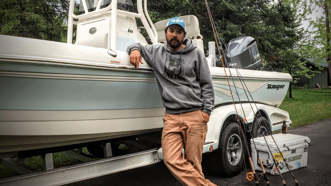 Chequamegon Bay (WI) Fishing Report – Luke Kavajecz