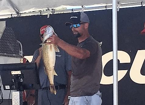 Lake Winnebago (WI) Fishing Report – Mark Schram