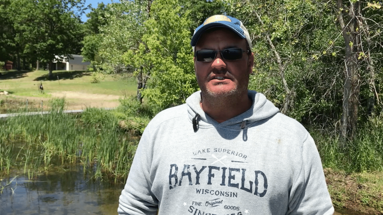 Brainerd Lakes Area (MN) Fishing Report – Nate Berg