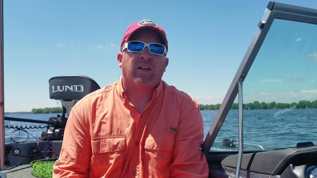 Lake Winnebago (WI) Fishing Report – Troy Peterson