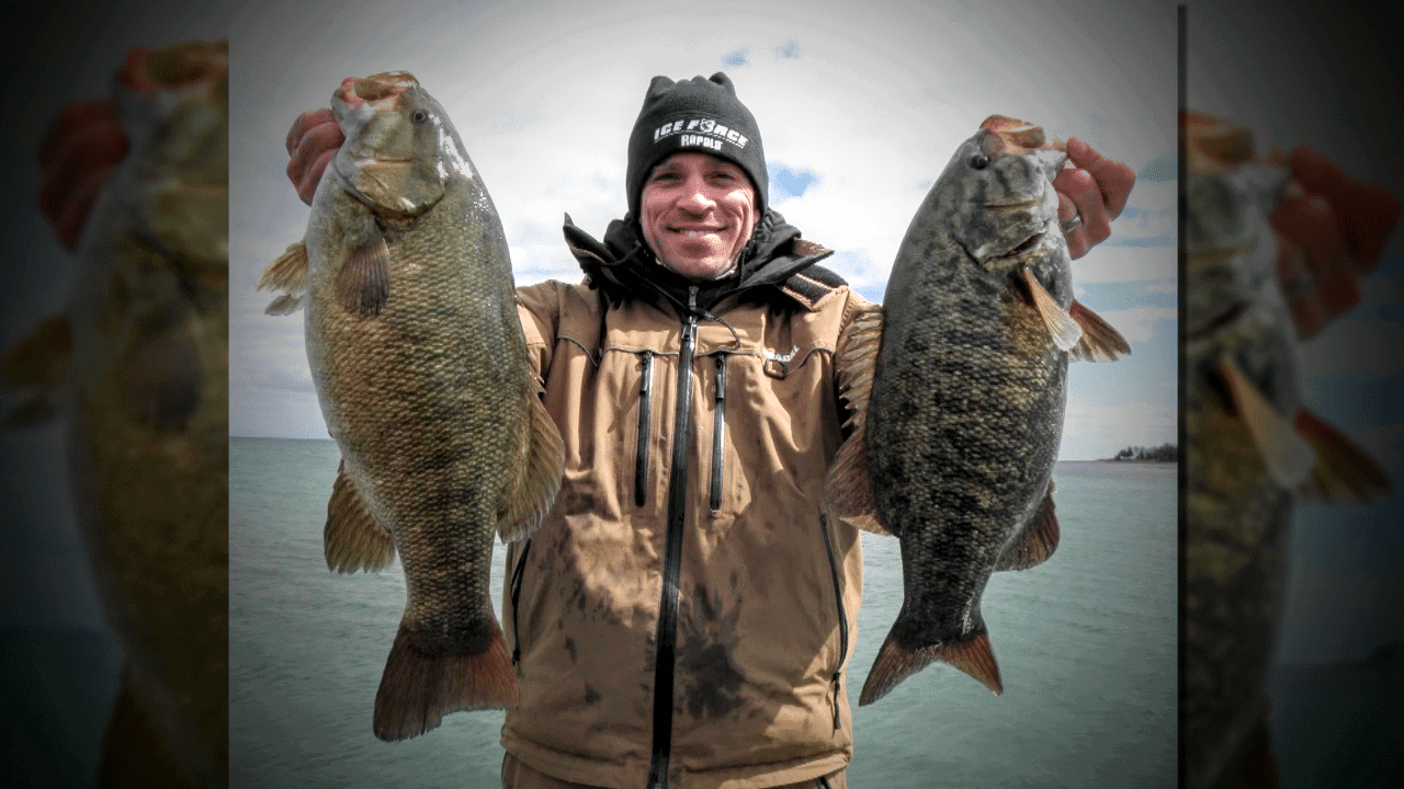 4 Behemoth SMALLMOUTH SPOTS  in the Midwest