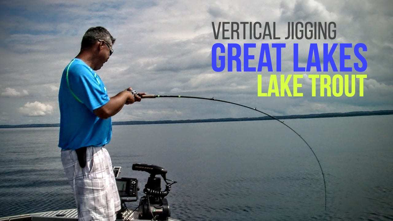 Precision Vertical Jigging for Great Lakes Trout
