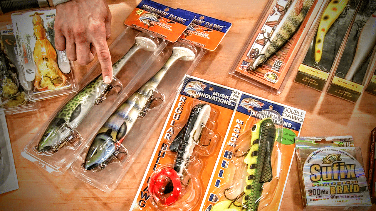 Cool Summertime Musky Products for Beginners