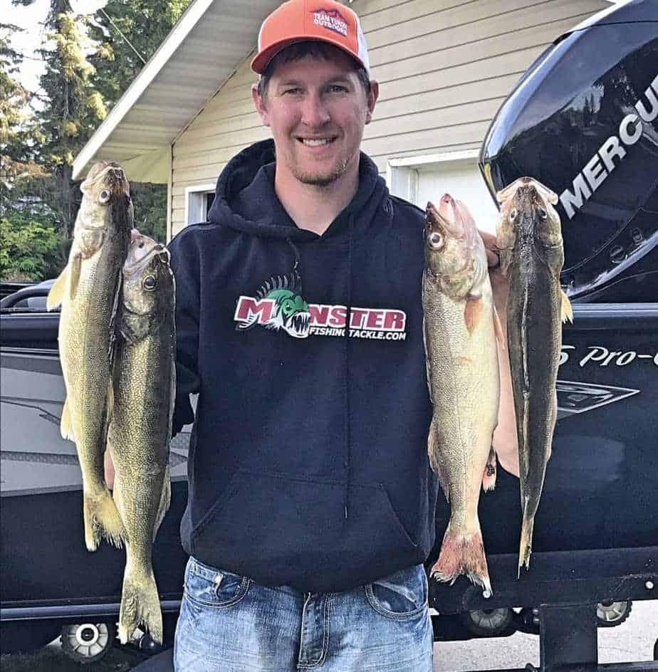 Grand Rapids (MN) Fishing Report – Chris Berglund