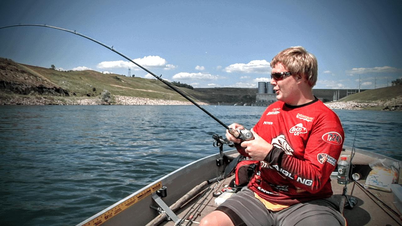 Garrison Dam Tailrace (ND) Fishing Report – Peter Olson