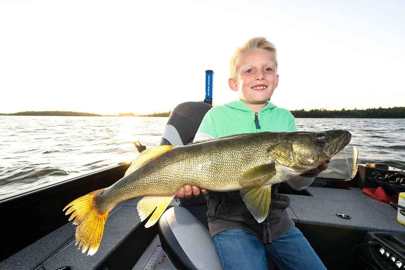 Lake Vermilion (MN) Fishing Report – Jarek Wujkowski