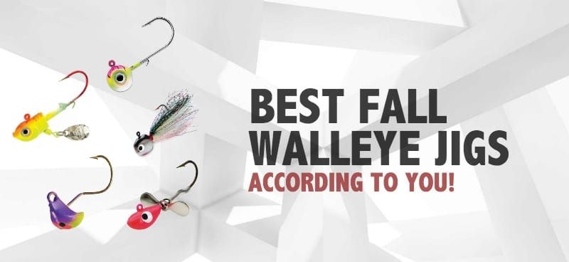 Best Fall Walleye Jigs — According to Our Readers