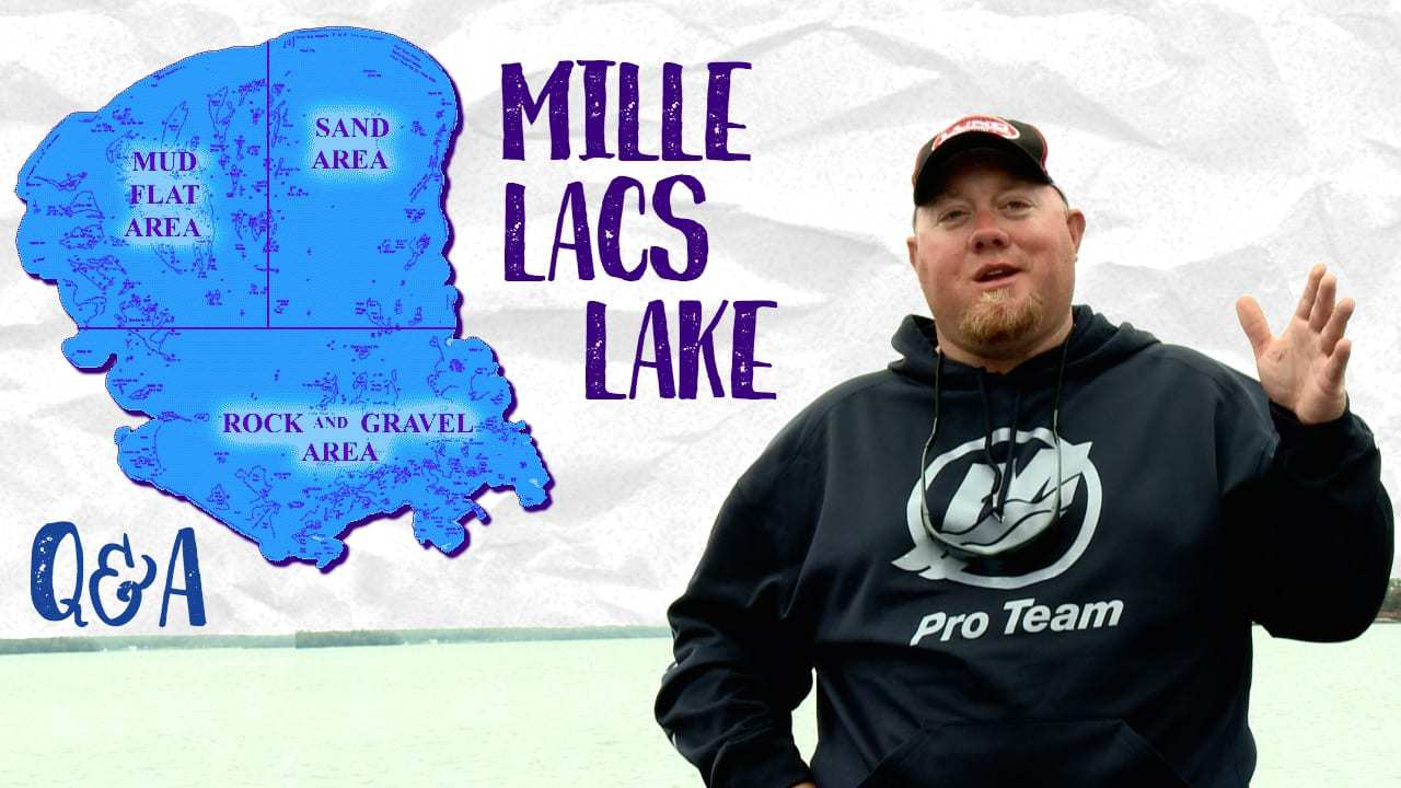 Mille Lacs 101 – Q&A with Brad Hawthorne