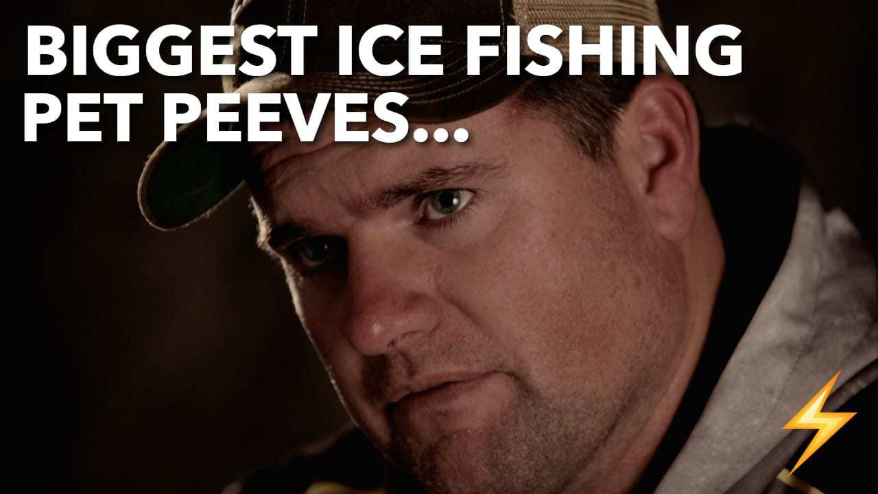Our BIGGEST Ice Fishing Pet Peeves — Ice Pros Q&A