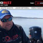 Missouri River (ND/SD) Fishing Report – Jason Mitchell