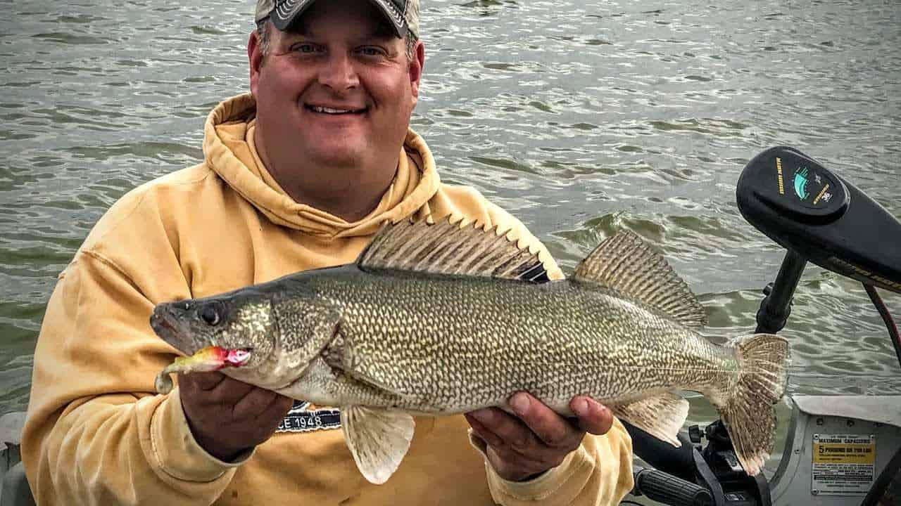 Central North Dakota Fishing Report — Cody Roswick