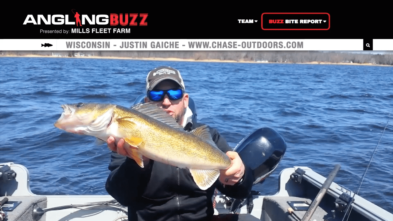 Green Bay & Central WI Fishing Report – Justin Gaiche
