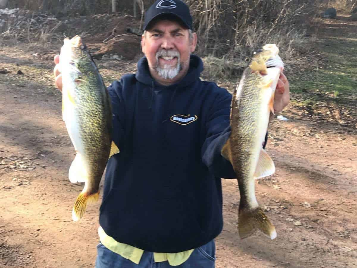 Central Wisconsin Fishing Report – Phil Schweik
