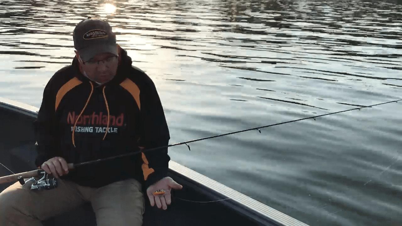 Devils Lake (ND) Fishing Report – Rick Darling