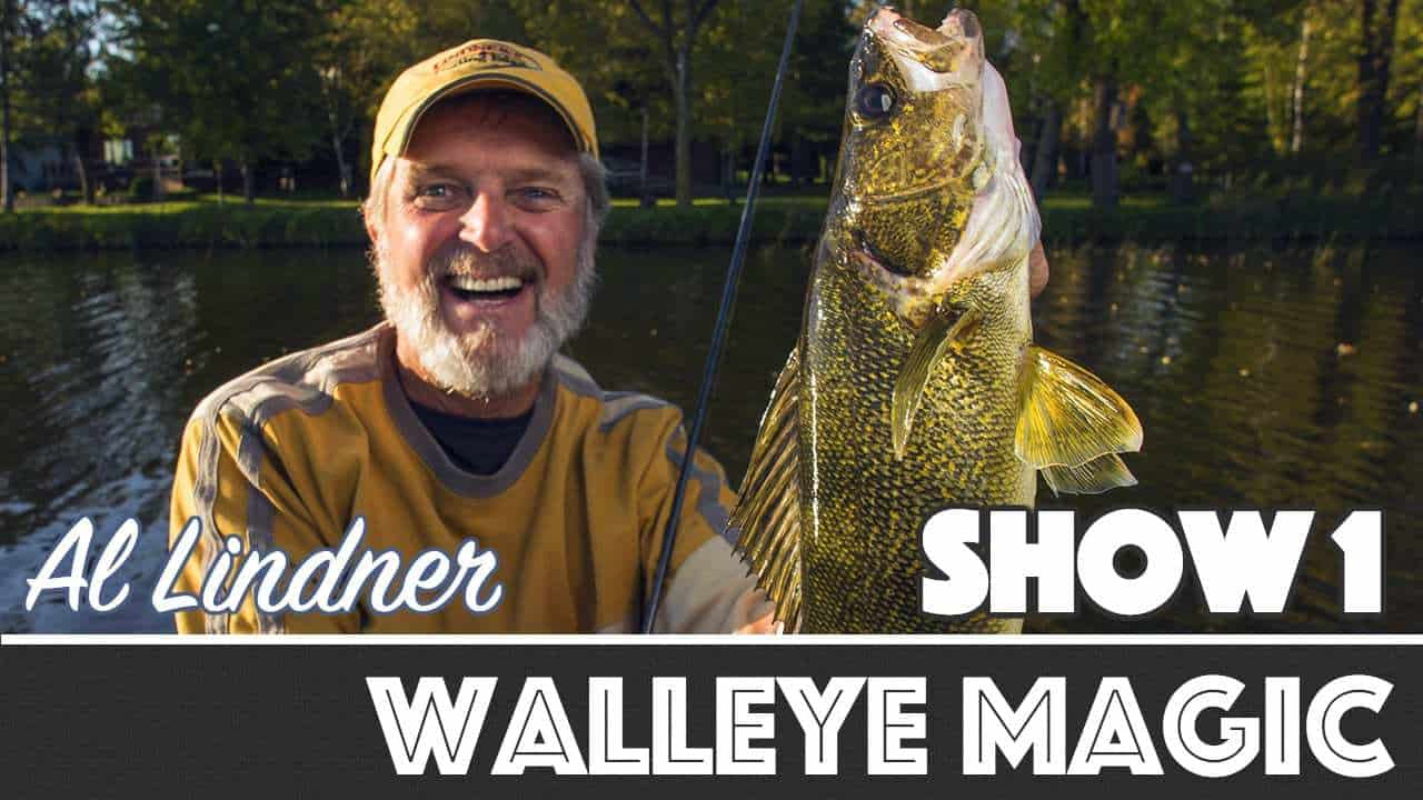 Walleye Magic — AnglingBuzz TV