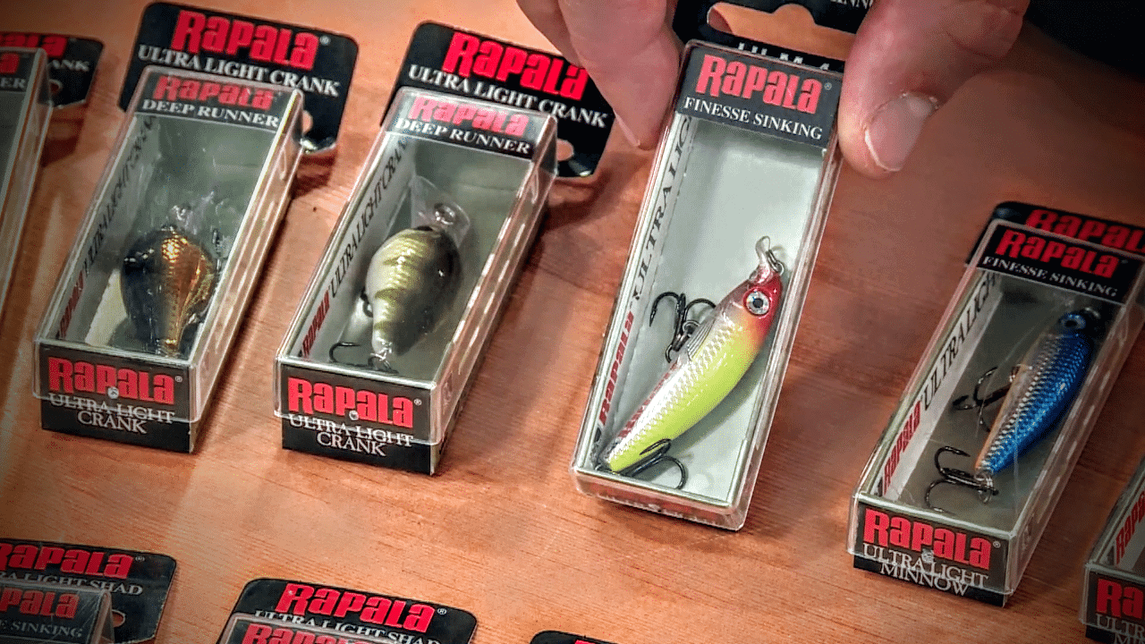 The Spring Panfish Arsenal — Our Recommendations