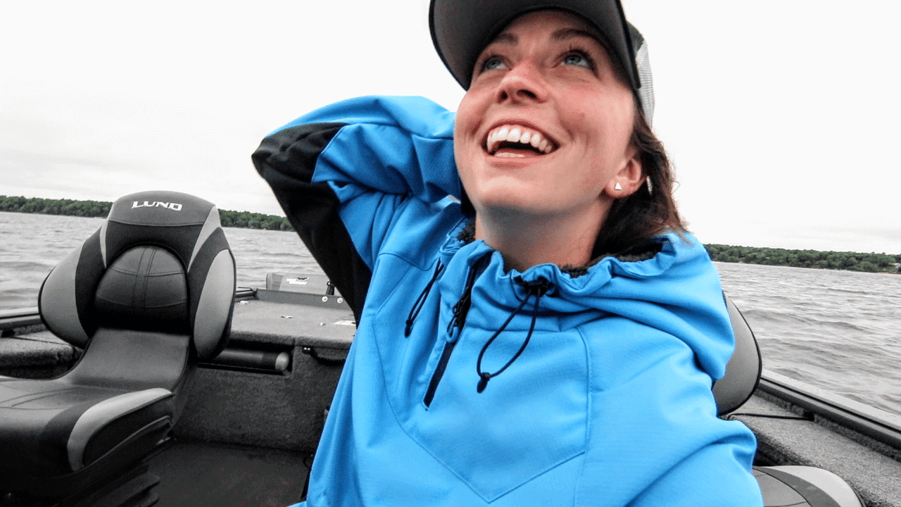 Fishing a Tournament with my WIFE!!!