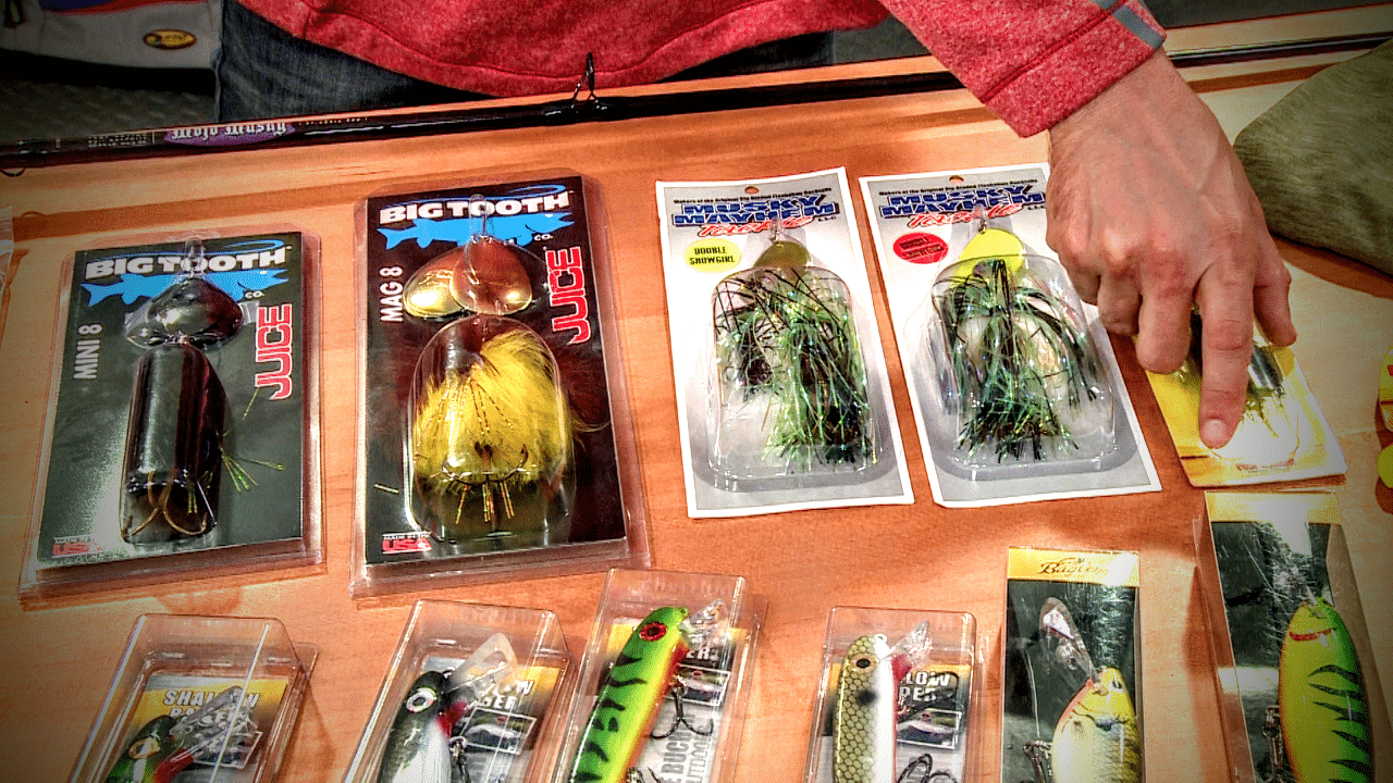 Gearing Up for MUSKY Fishing!!!
