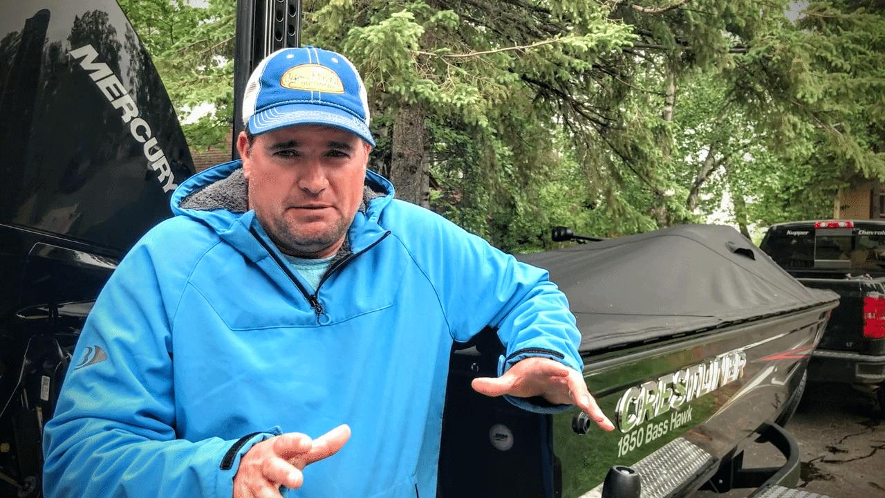 Devils Lake, Northern MN & Manitoba Fishing Reports – Jason Mitchell