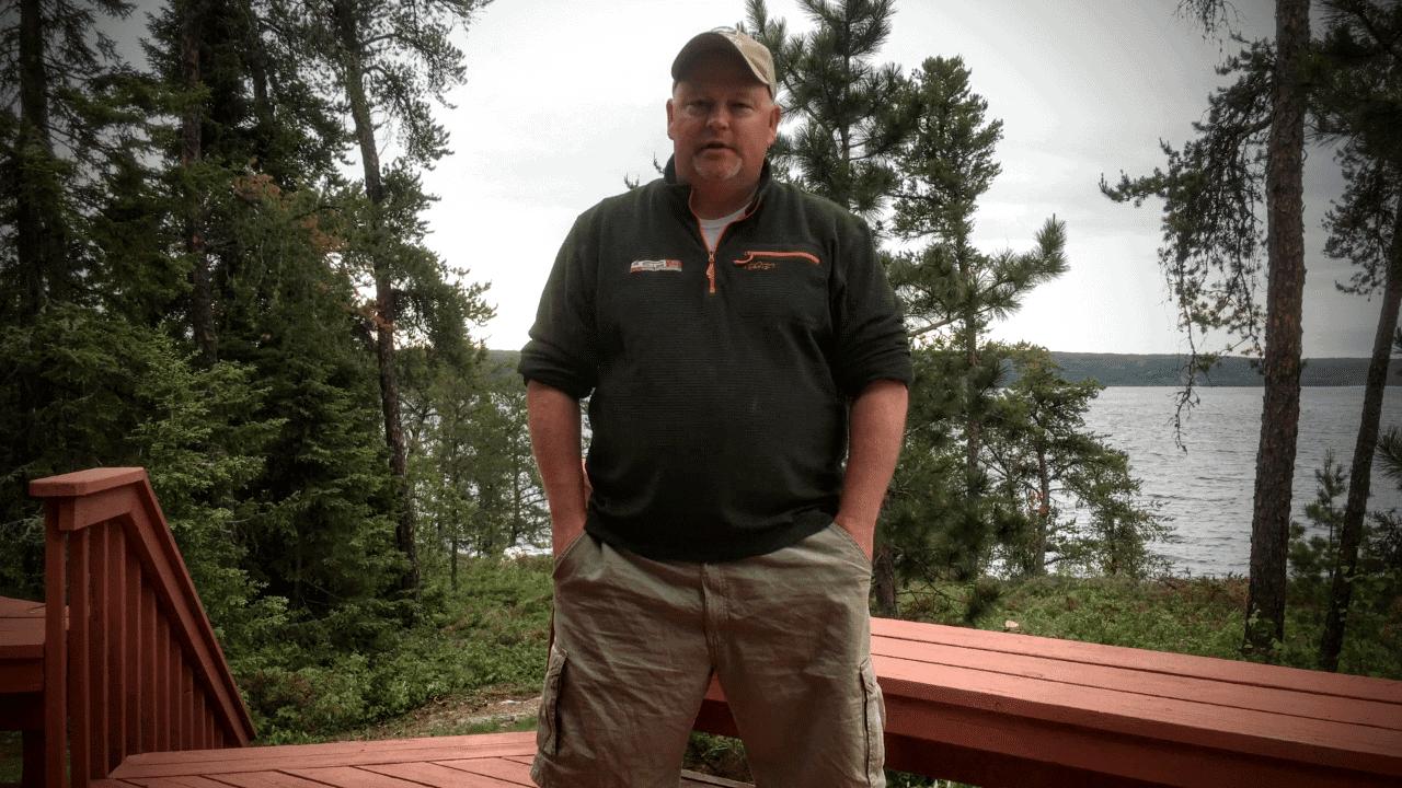 Northwest Ontario Fishing Report — Ted Putnam