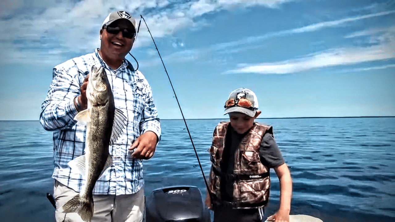 Mille Lacs Lake (MN) Fishing Report – Tony Roach