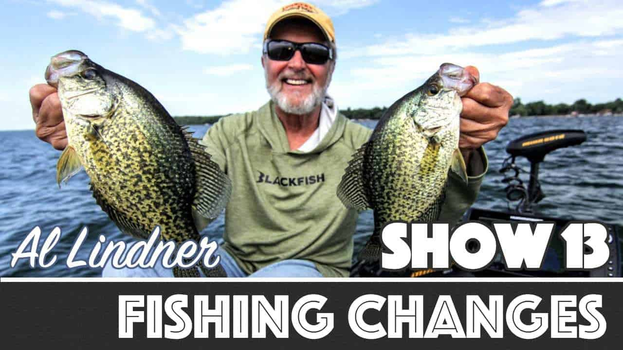 Angling is Changing