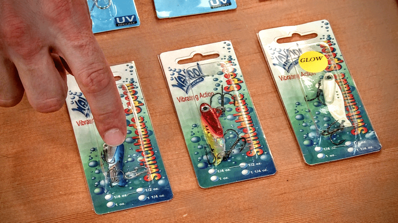 Gear for Fishing All Different Conditions