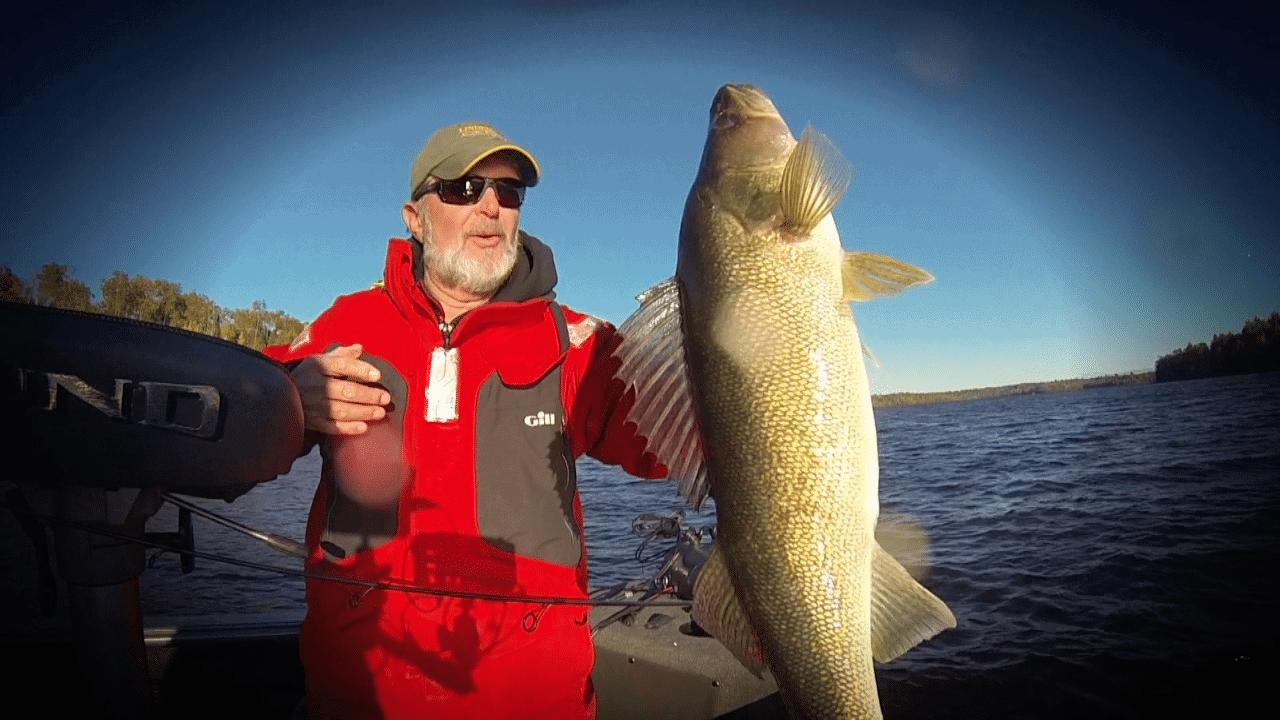 Big Fish + Up North Scenery = Lake Vermilion