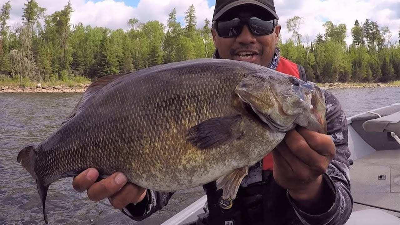 Unreal Summer Bass & Walleye Fishing at Q Lake Lodge – Manitoba Hot Bite
