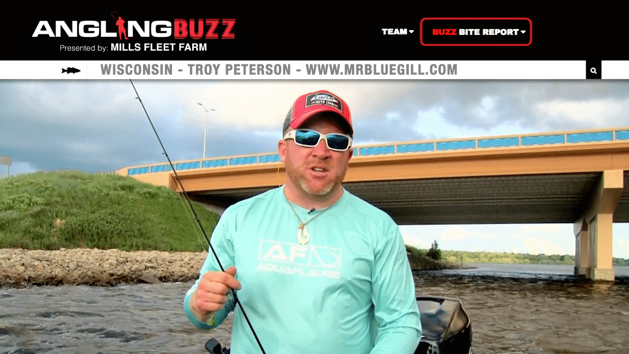 Lake Winnebago (WI) Fishing Report — Troy Peterson