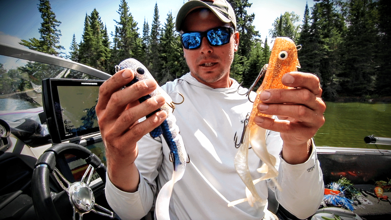 Comparing 8 Popular Musky Lures