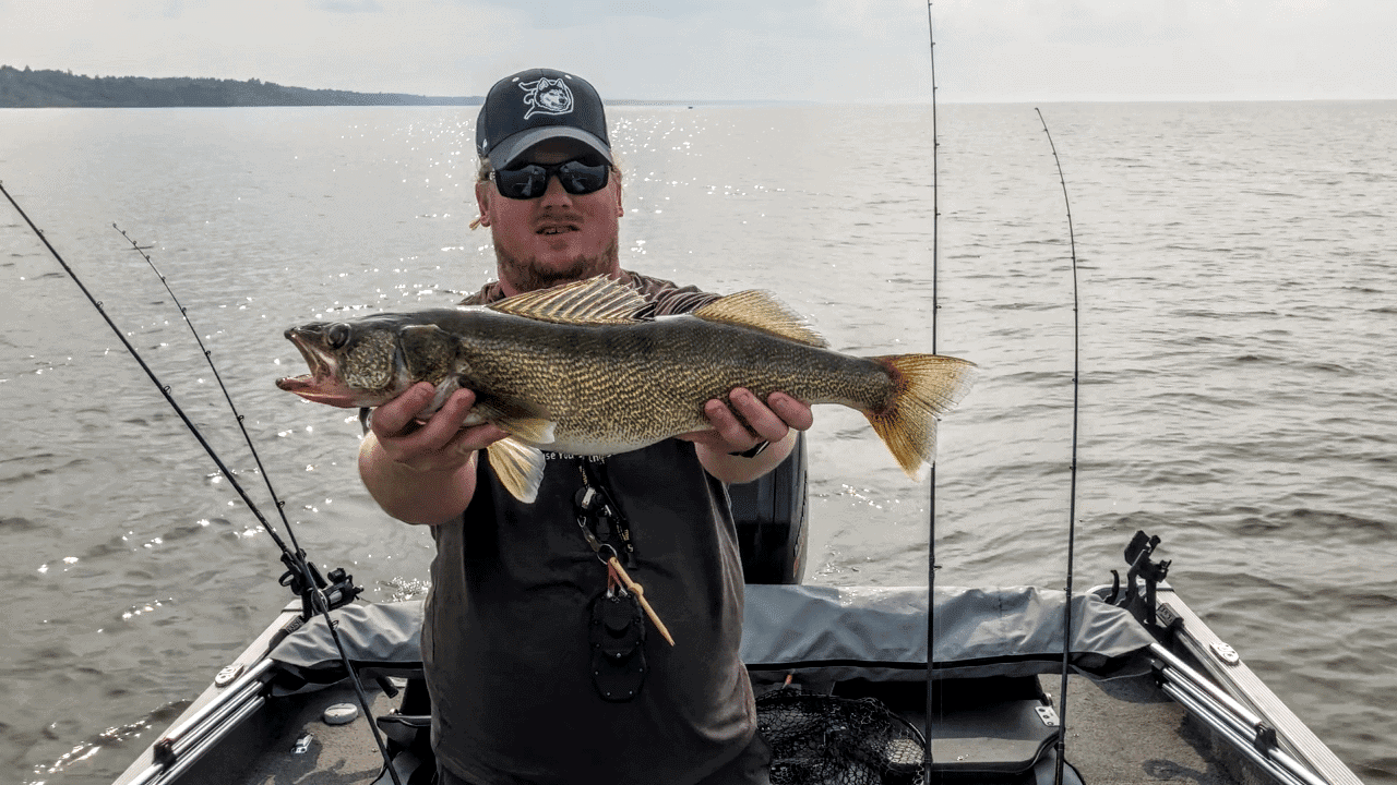 Duluth/Superior (MN-WI) Fishing Report – Jarrid Houston