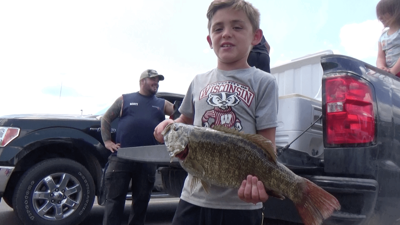 Take an Adult Fishing Tournament (WI) — Gary Engberg