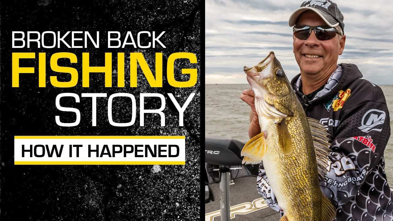 Broken Back from Fishing??? (Gary Parsons' Co-Angler Story)