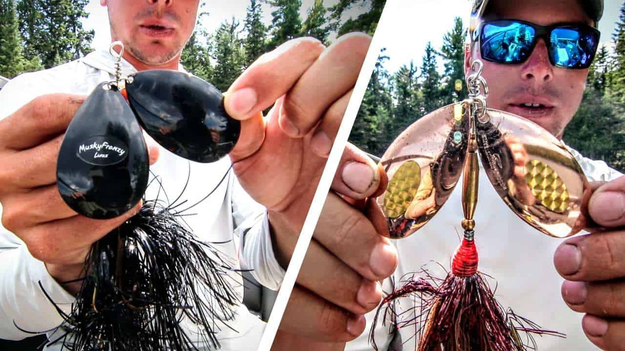 Musky Bucktails 101 — Choosing the Right Blades