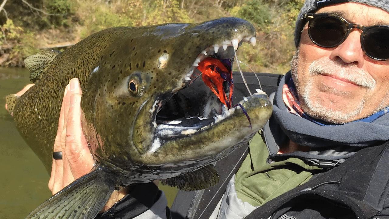 Michigan River Fishing Report – Capt. Chad Dilts