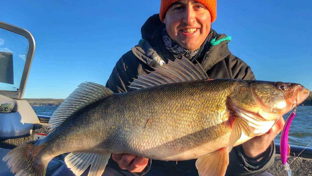 Tobin Lake (SK) Fishing Report – Travis Farrow